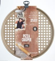 Paul Hollywood Bakeware 32cm Non Stick Pizza Oven Crisper Baking Tray Sheet